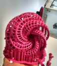 3d printed Braided Torus by Dizingof on Ultimaker-2 3D printer