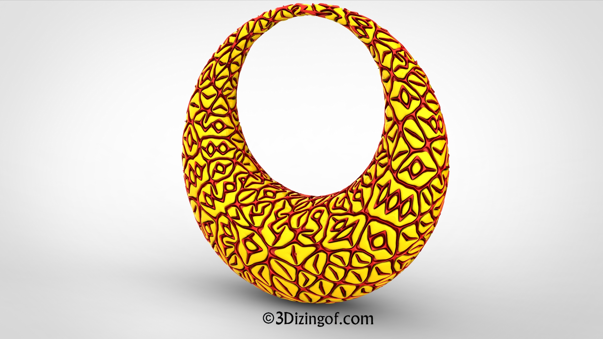 2 colors Klein bottle by dizingof
