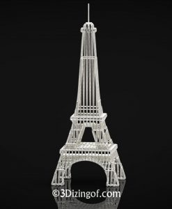 Contour-IT - design-technique - Eiffel-Tower - By-Dizingof-.9329