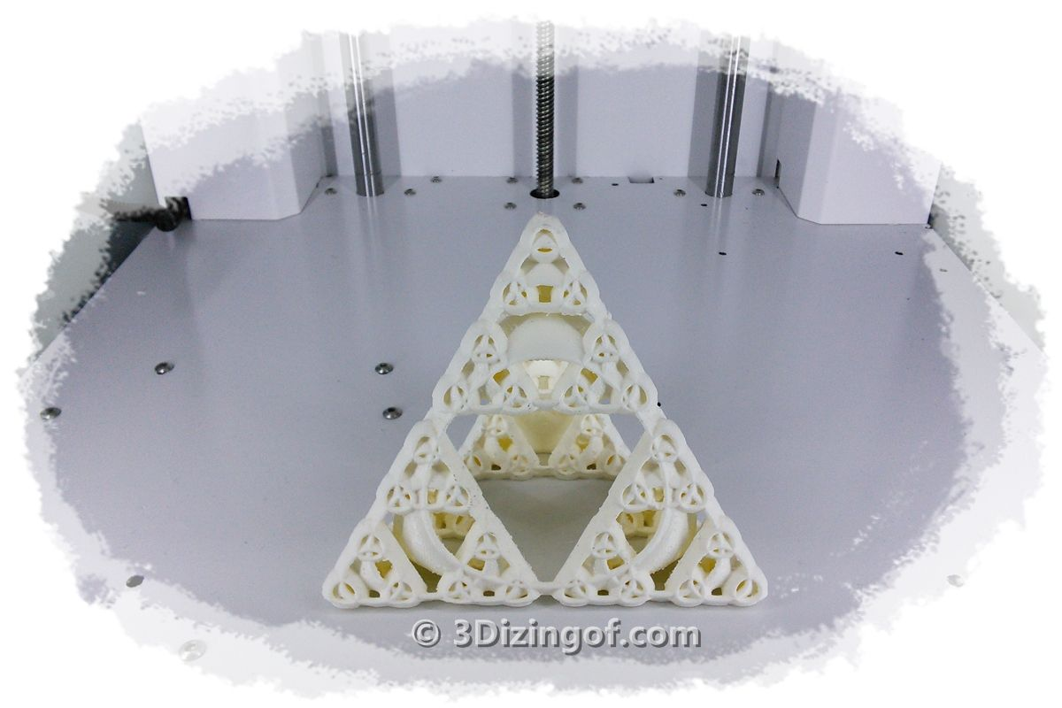 Hyper Sierpinski - Math Art by Dizingof_1