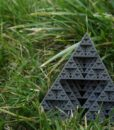 3d printed Equilateral Pyramid by Dizingof-2