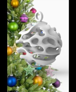 Christmas-Minimal-Surface-Ornament - by-Dizingof-.6869